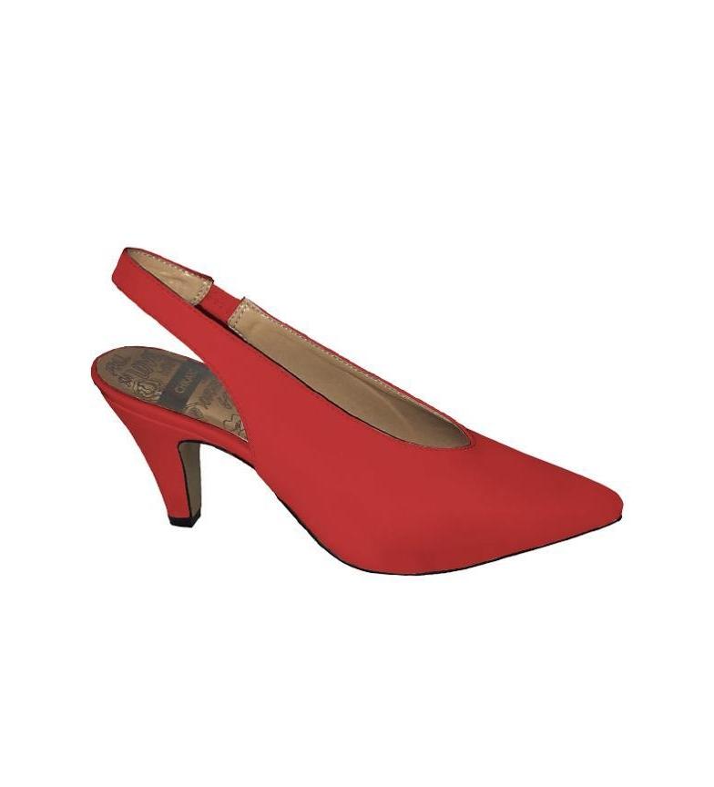 Chaussures Rouges Chika10 Salero 01 sortie Nice à vendre Finishline Pré-commander vente Finishline Footaction pas cher wHzkCvKh28