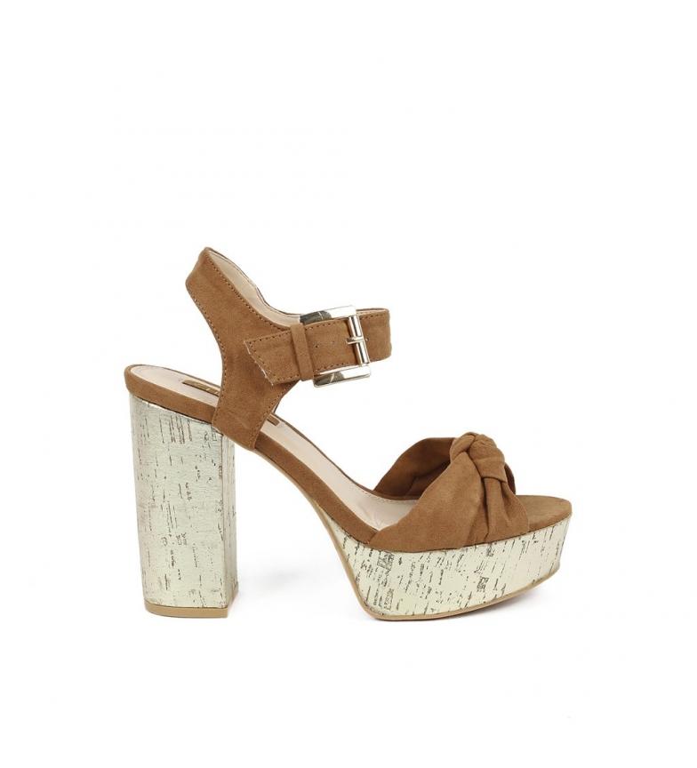Sandales En Cuir Chika10 Nouvelle Taylor 04 peu coûteux faux pas cher 2015 nouvelle Y0lQ1
