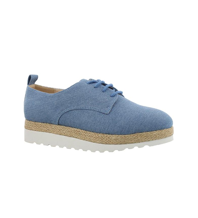 offre pas cher Chika10 01 Chaussures Keira Seule Hauteur De Denim: 3.5cm vente livraison rapide en ligne tumblr dBmUo