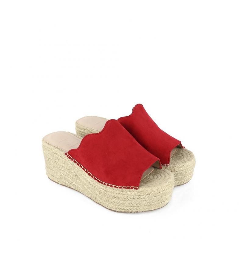 vente meilleure vente faire acheter Chika10 Valeria Sandales Rouges 05 TpbZkVBwy