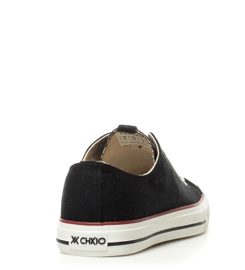 libre choix d'expédition tumblr de sortie Chaussures Noires Chiko10 Mendalia 20 RDnpER