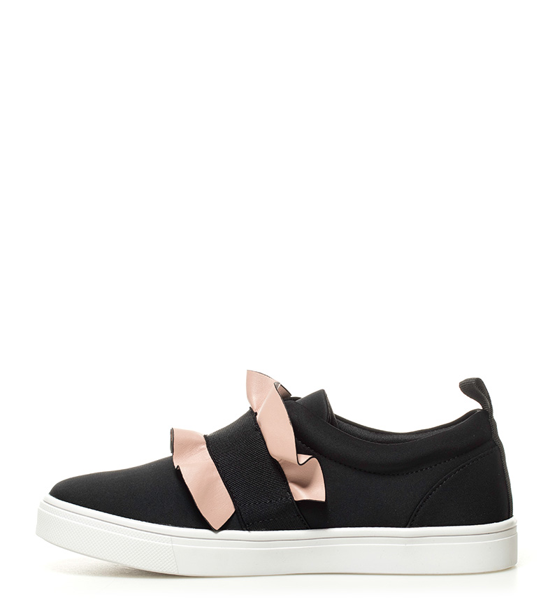 vraiment à vendre Chika10 Neira 04 Chaussures Noires boutique d'expédition pas cher excellente vente meilleur prix yreR6