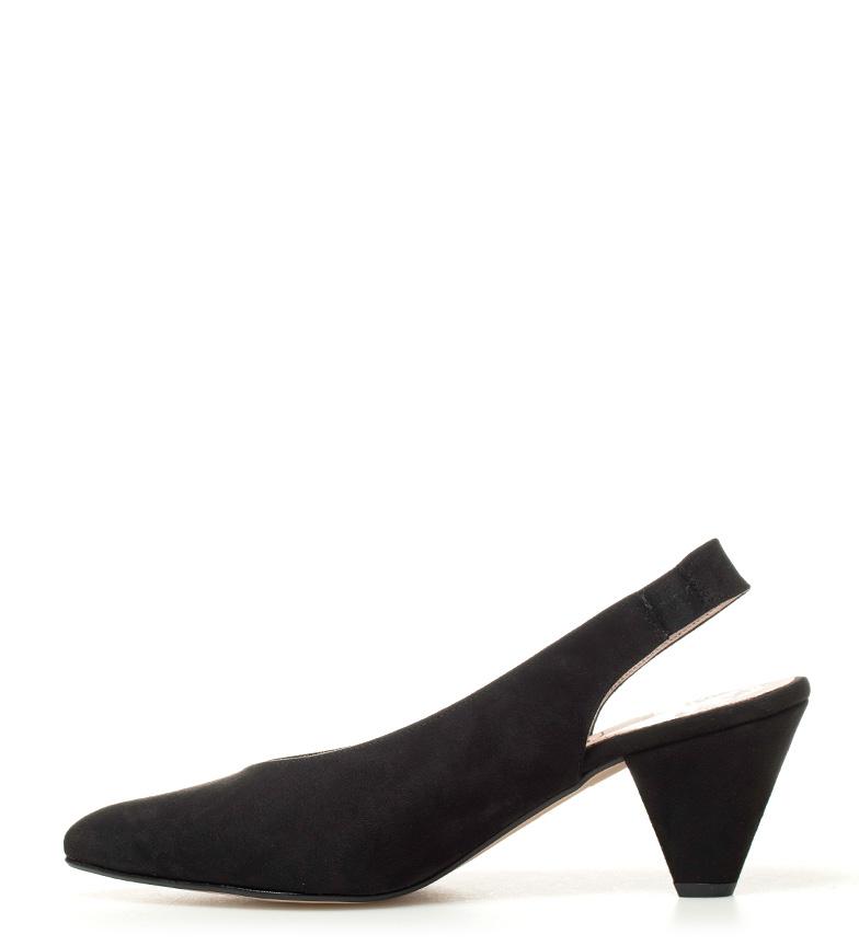 Chika10 Chaussures À Talons Noires Lauper 02 Hauteur: 8 Cm rabais meilleur 6Ziqzk1h7v