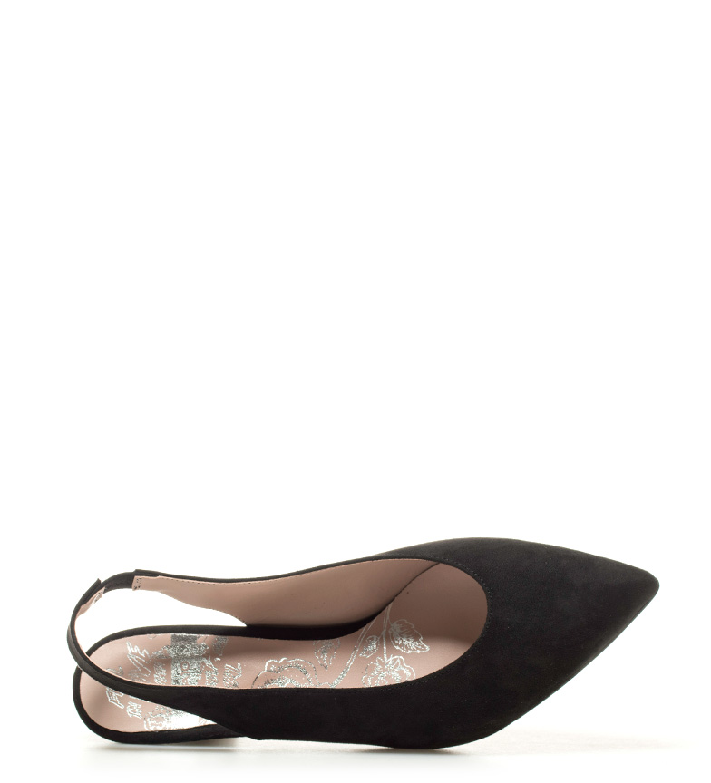 Chika10 Chaussures À Talons Noires Lauper 02 Hauteur: 8 Cm original 0eqtTpP7c