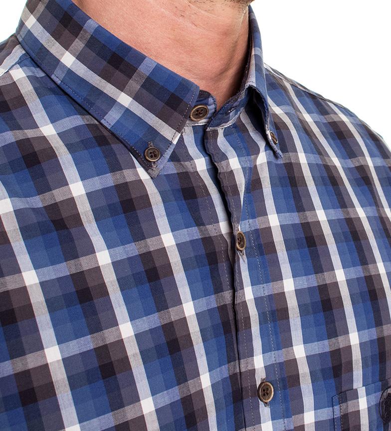nouvelle remise extrêmement sortie Le Colonel Tapiocca Croule Chemise Bleu faux jeu sortie d'usine rabais TQfzvdKYZm