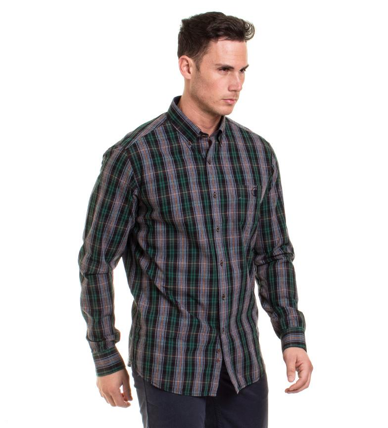 magasin à vendre Colonel Tapiocca Vert Chemise Hoor vente commercialisable date de sortie best-seller de sortie GndVcQq