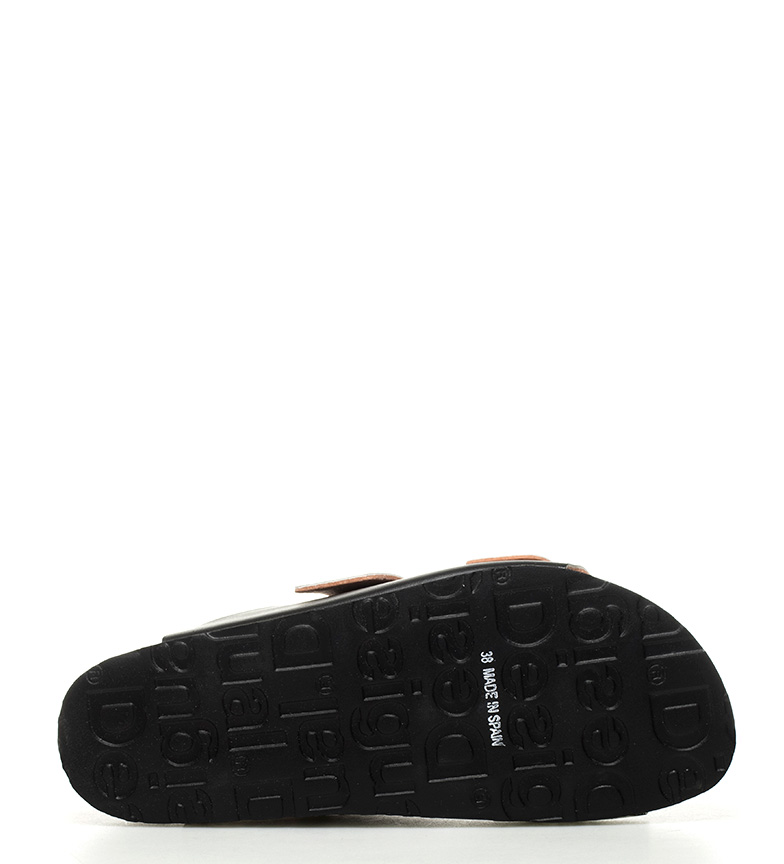 autorisation de vente acheter Wueen Sauver Des Sandales Noires Inégale Bio2 rbzopoku