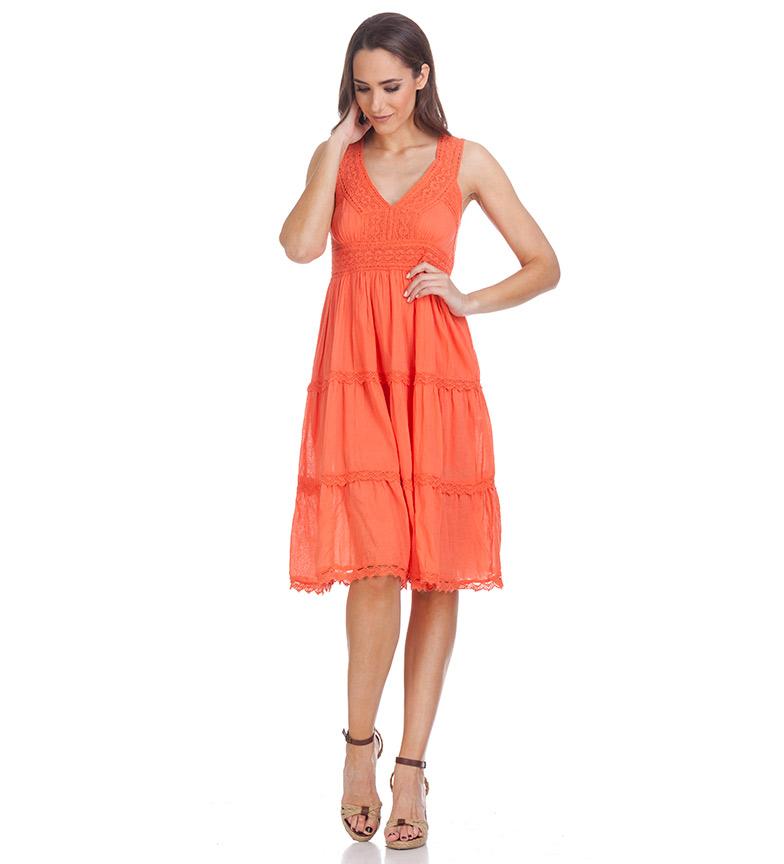 Trisha Robe Blanche Divine à la mode de nouveaux styles escompte bonne vente prix discount koIO1Hh