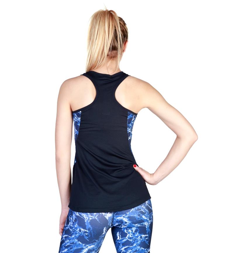 Le Sport Règne Camiseta Azul Elle sortie profiter dam2aPPHx