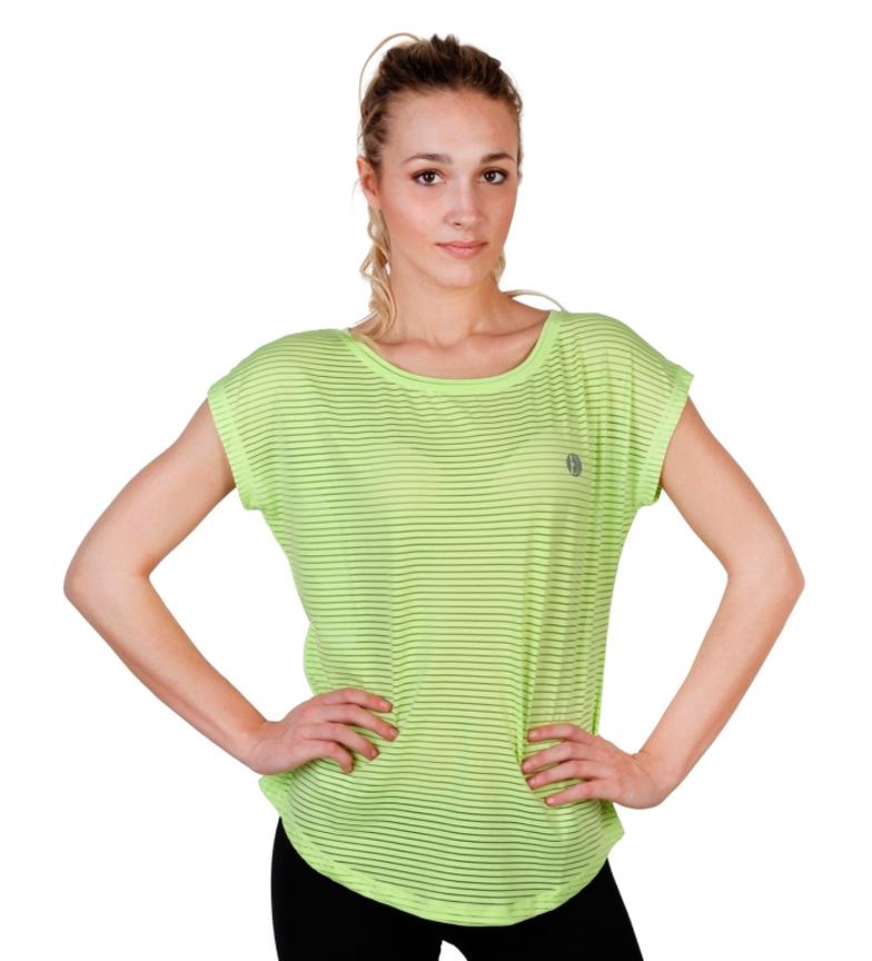 nouvelle arrivee grosses soldes Le Sport Camiseta Tcnica Elle Skali Vert M4z5HeB