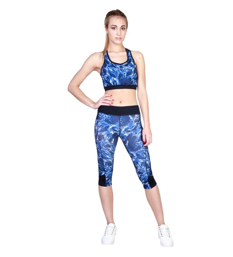 Il A Déchiré Tricote Sport Bleu pas cher ebay l1EAhKoU