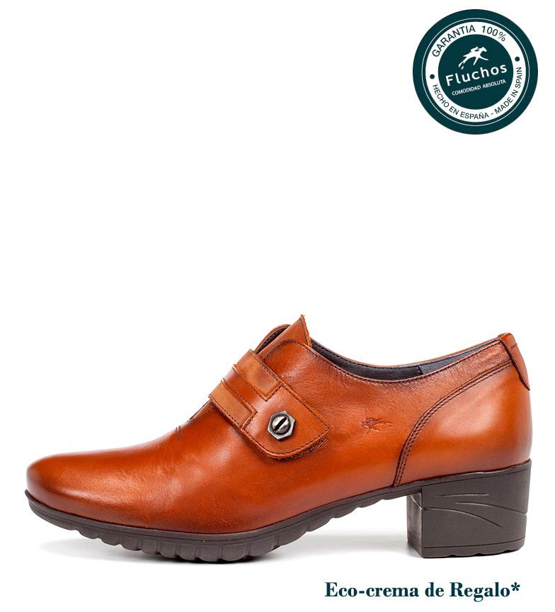 expédition bas la sortie mieux Chaussures En Cuir Charis Fluchos Cuir Talon Haut: 4cm sortie 2014 unisexe parfait authentique en ligne KU7Fsgb