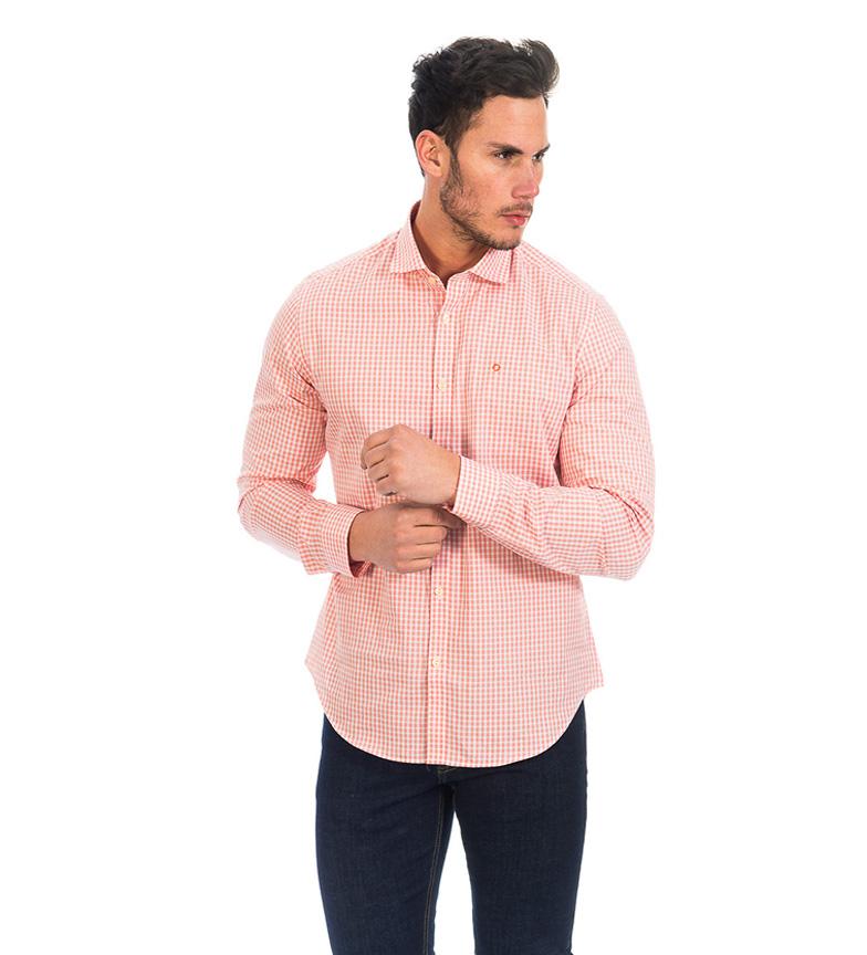 Shirt Marine Feu Fyord boutique uSFow