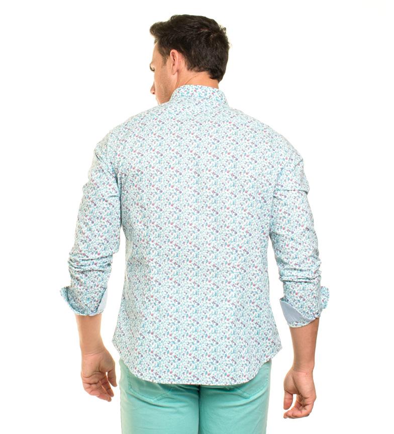 Fjord Collant Camisa Azul vente parfaite recherche à vendre officiel à vendre ITZqbxRJ