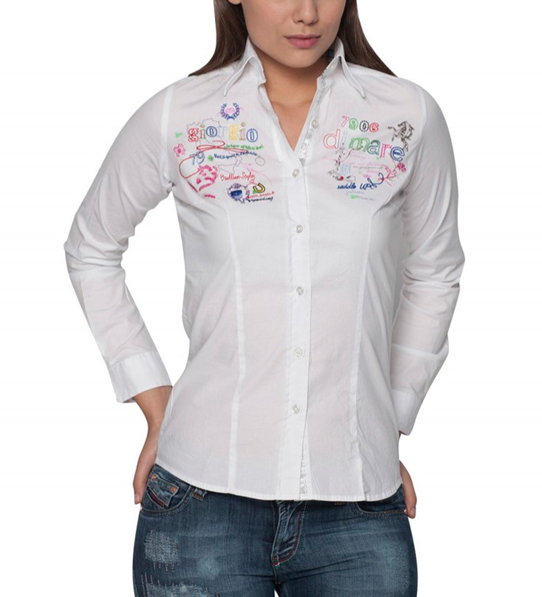 Réduction en Chine Sea George Camisa Sofie Rose la sortie offres rg3fRkCUO