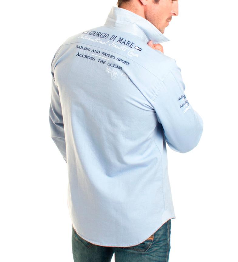 sortie d'usine rabais Sea George Camisa Dans Le Ciel De L'océan aberdeen sortie professionnelle images en ligne images bon marché Vr3QtHCwM4