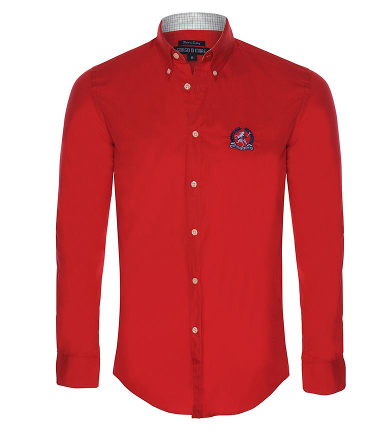 Sea George Camisa Blou Marine rabais réel Manchester à vendre en vrac modèles choix de sortie 9kfCvYkf