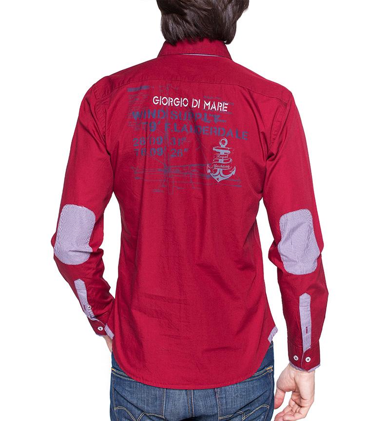Payer avec PayPal Giorgio Di Mare Camisa F. George Sea Camisa F. Lauderdale Burdeos Lauderdale Burdeos sites en ligne sortie 2015 nouvelle KgEh4yr