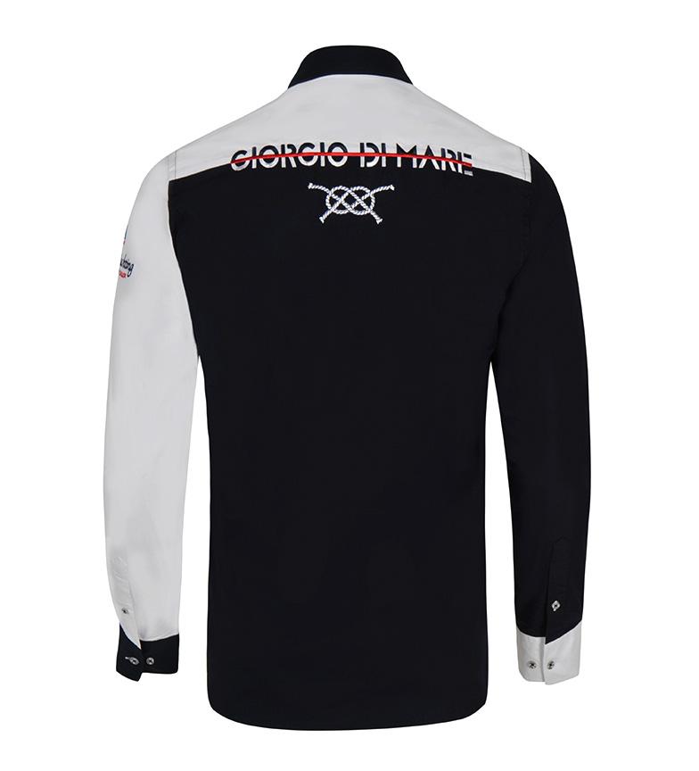 Sea George Camisa Marin Blanco, Marine
