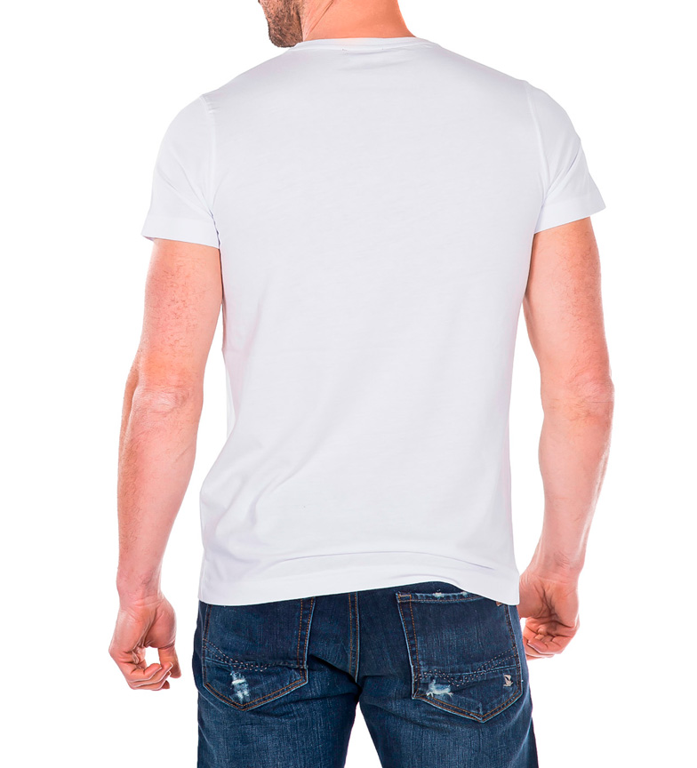 Sea Longboard Camiseta Blanco Giorgio réduction Finishline réduction commercialisable débouché réel jeu SAST HAk0aqzq