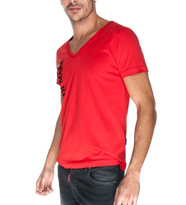 photos à vendre Bord De Mer Mer Camiseta Rojo George vente photos discount footlocker vente d'usine Footaction rabais DE1jG49