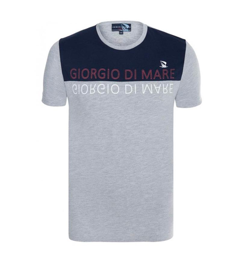 sneakernews de sortie sites à vendre Sea Veta Gris Camiseta George bas prix rabais de dédouanement Footaction rabais xN0KK2c