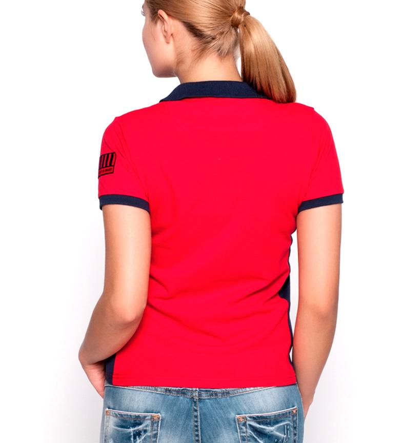Polo Mer George Premier Rojo Club De Classe en ligne exclusif Boutique en ligne meilleur authentique jeu abordable 2014 nouveau rabais QHIG4RZub