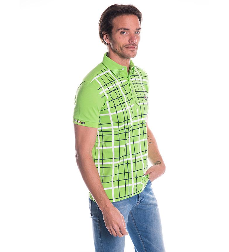 Mer Centre Géométrique Vert George faux remises en vente magasin d'usine rmu1m0