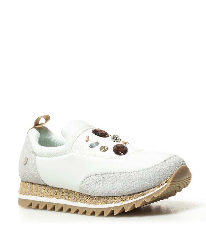 2014 nouveau rabais dernière actualisation Chaussures Blanches Gioseppo Hålanda combien coût à vendre à vendre snwPc0vC