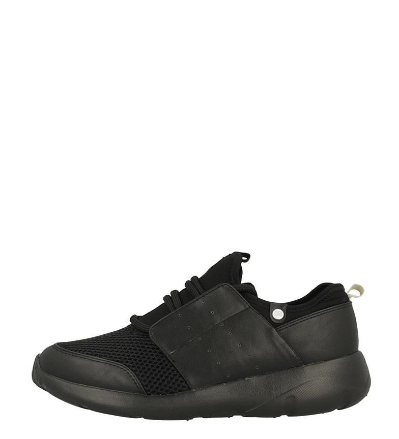 Breaker Chaussures Noires Gioseppo