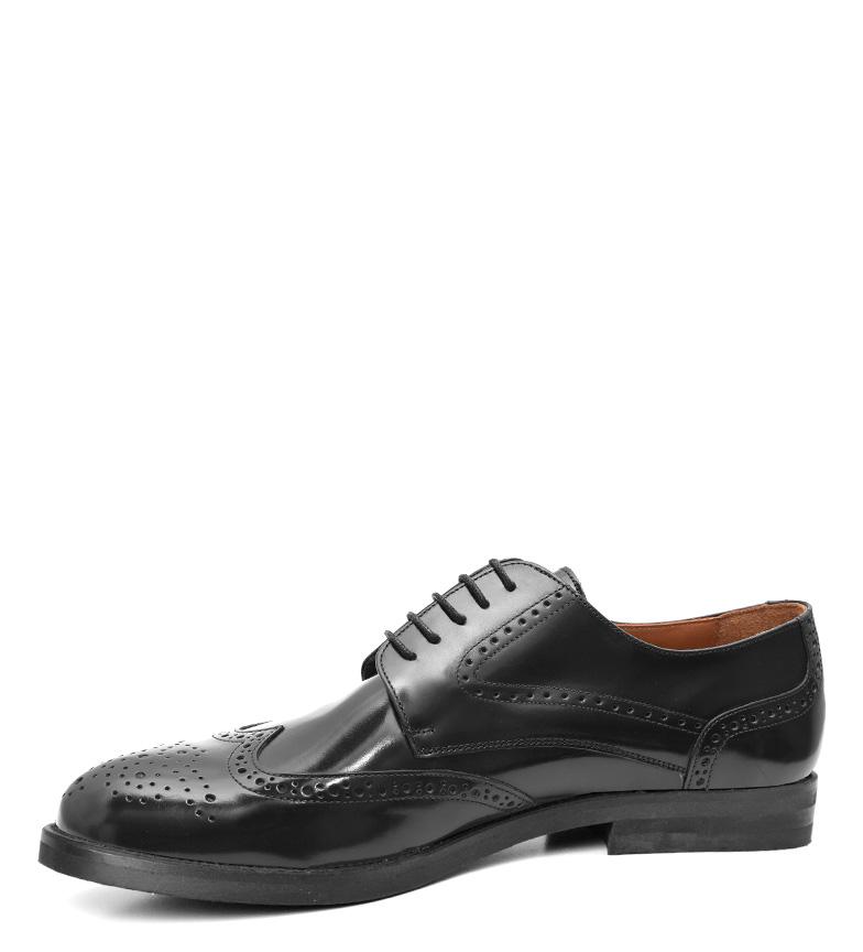 G & P Chaussures Cordonnerie Peau Klatte Semelle En Caoutchouc Noir jeu Footaction 4pdBQ4P