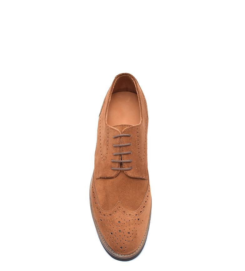 naviguer en ligne G & P Cordonniers Chaussures De Cuir Et Semelle Extérieure Ultrafines Ryan Gomme Brune excellent dérivatif jeu extrêmement Livraison gratuite Footlocker WJ3xRmoxzF
