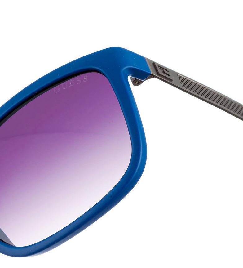 Suppose Soleil Lunettes Gu6843 Bleu Mat beaucoup de styles vente discount sortie à la mode expédition bas sites Internet EV2pwuv1