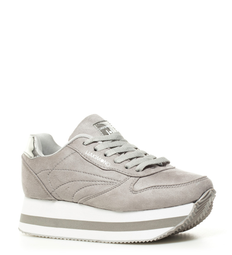 Hakimono Chaussures Plate-forme Yoko Hauteur: 4,5 Cm