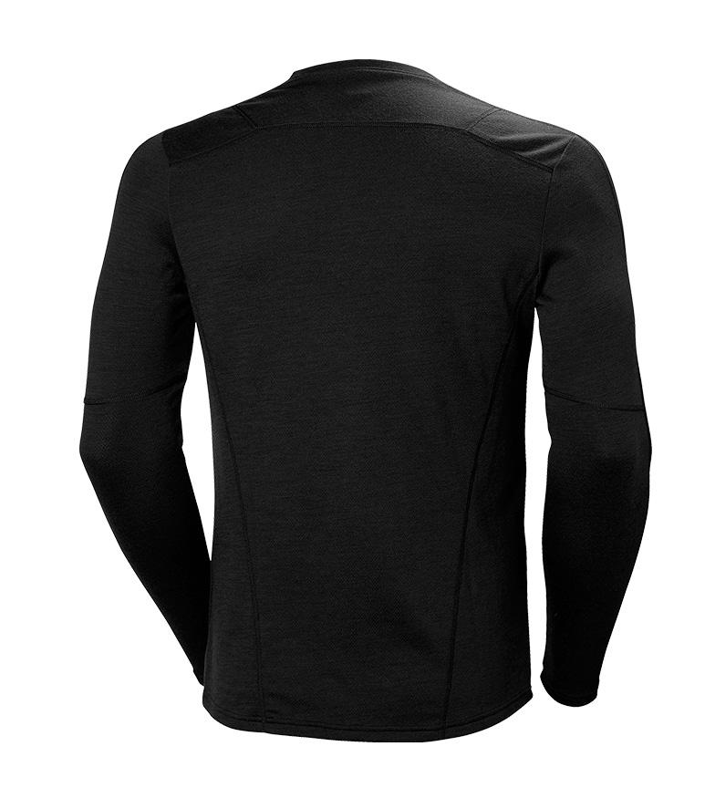 Livraison gratuite Manchester Helly Hansen Camiseta Hh Lifa Merino Negro Équipage populaire en ligne meilleur authentique visite rabais vente Nice ASBz5zg59g