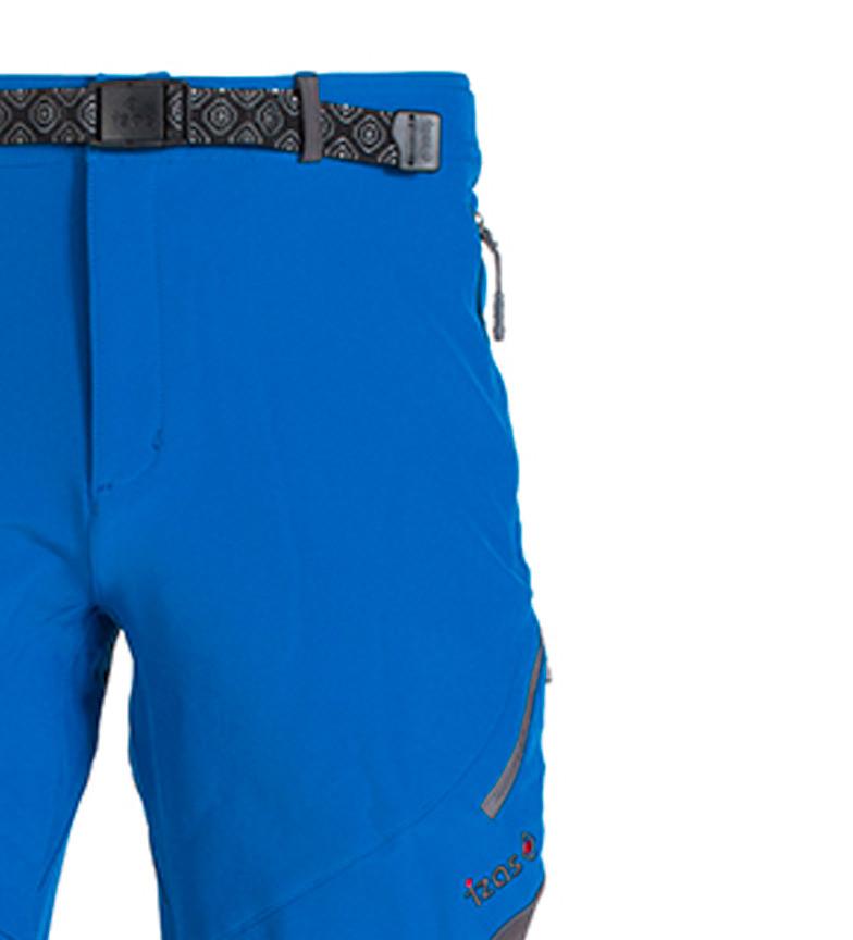 Izas Pantaln Bleu Royal Élastique Cade Extérieur, Gris Oscuro