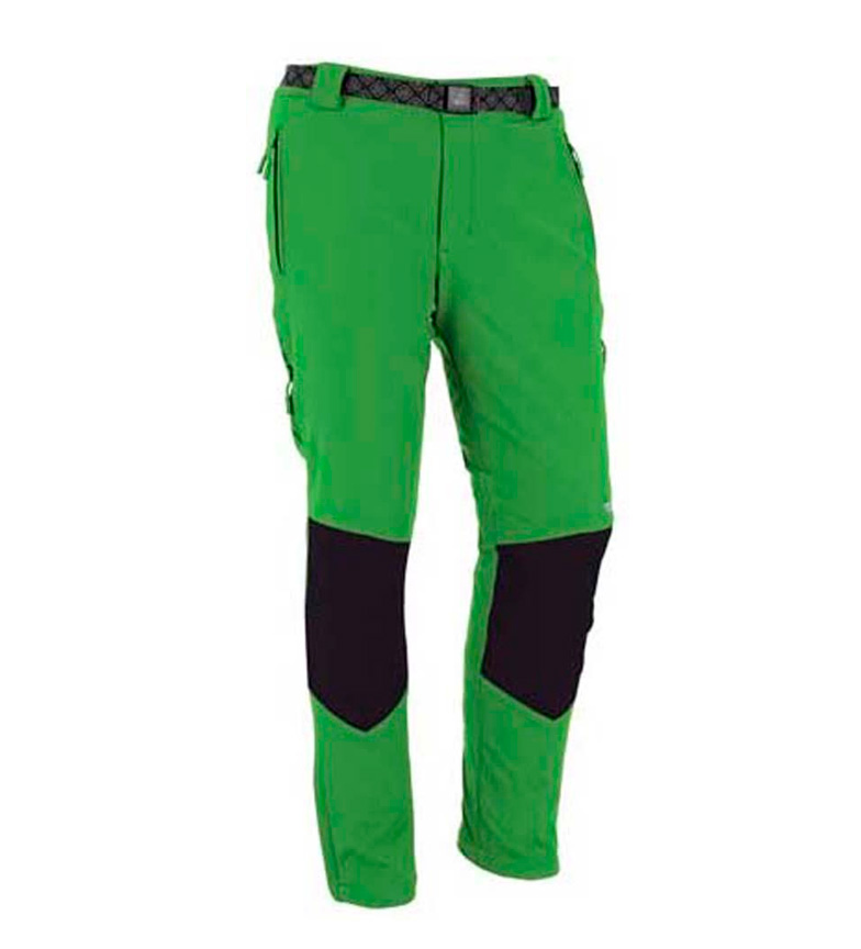 Izas Pantaln Montaa Gouser Verde à bas prix moins cher 72mUXb