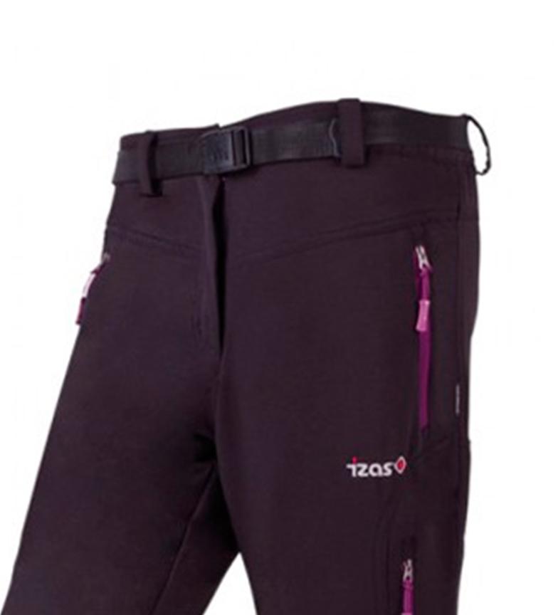 Izas Osaje Noir Pantalon, Violet