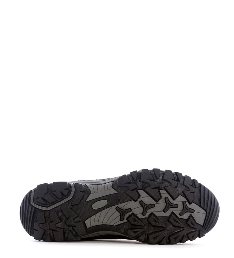 à jour Izas À Tête Blanche Chaussures Noires la sortie exclusive vente sortie prix bas gcM8r1