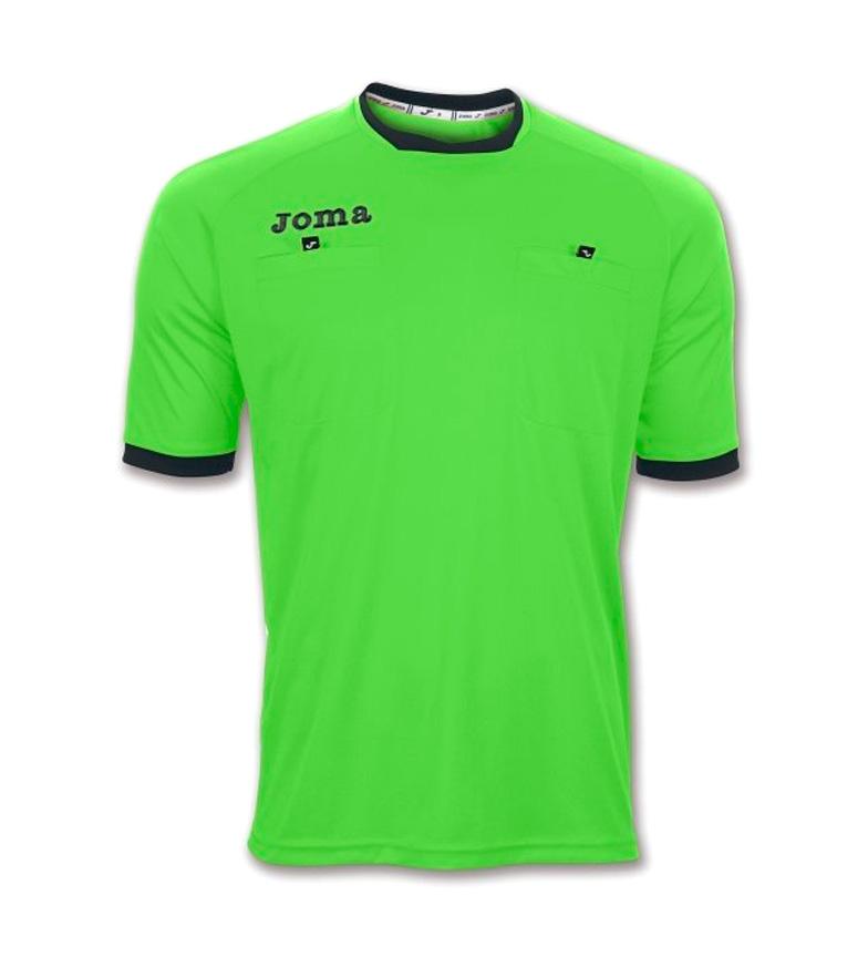 rabais de dédouanement Joma Camiseta Arbitre Vert Fluor M / C stockiste en ligne Footlocker réduction Finishline choix rabais dernier Occcy0PdNR