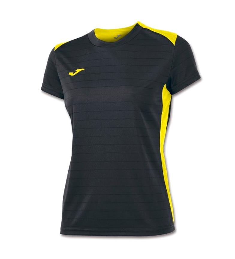 Joma Camiseta Campus Ii Muj.gris Melange Osc I M / C sortie Nice de gros express rapide XeHvOD