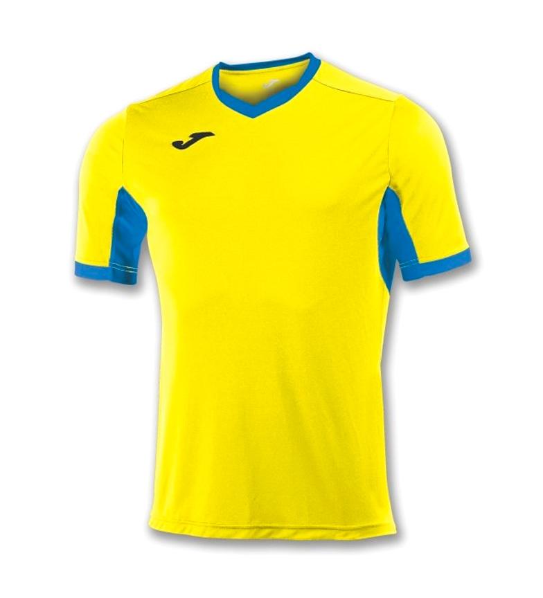 dernier Joma Champion Camiseta Iv Amarillo-royal M / C livraison rapide Livraison gratuite arrivée 2s7FQnS