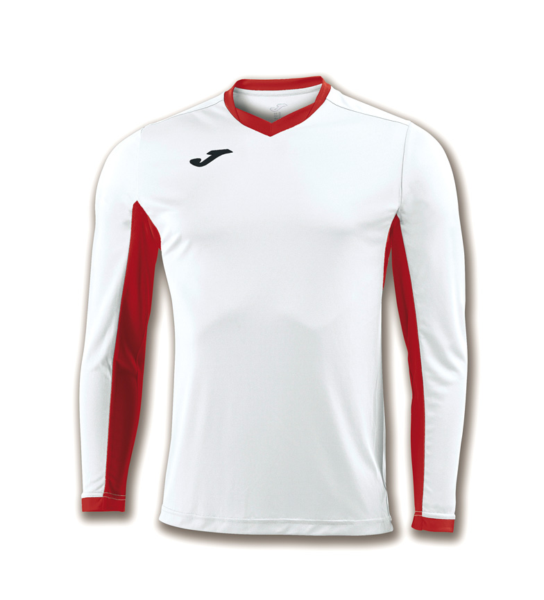 Champion T Joma Iv Blanc-rouge M / L