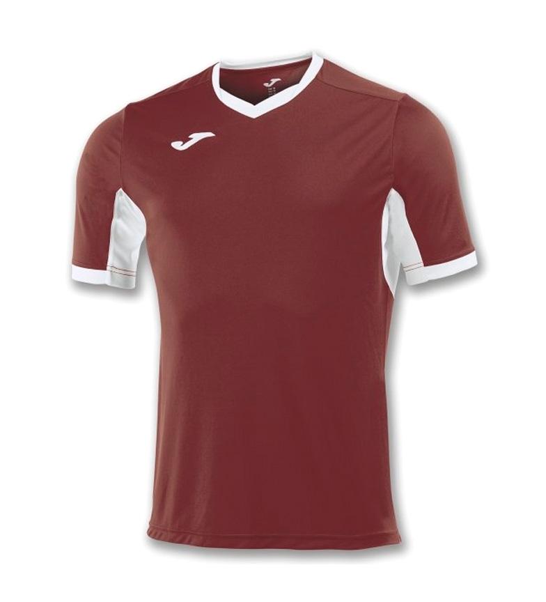 Joma Champion Camiseta Iv Burdeos-blanco M / C amazone Footaction stockiste en ligne jeu énorme surprise geniue stockiste ONvgNcj