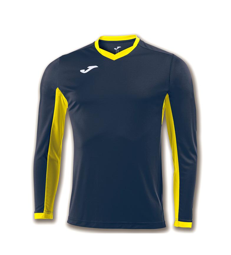 Joma Champion Camiseta Iv Marino-blanco M / L Dépêchez-vous wrzPH