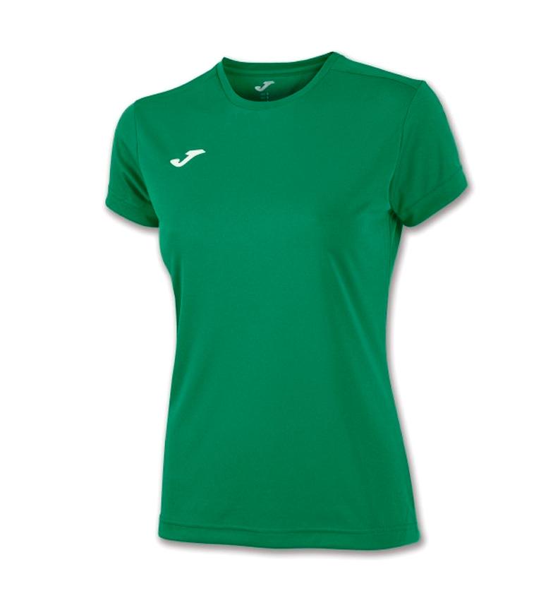 Shirt Femme Combi Joma Orange, Femme M / C