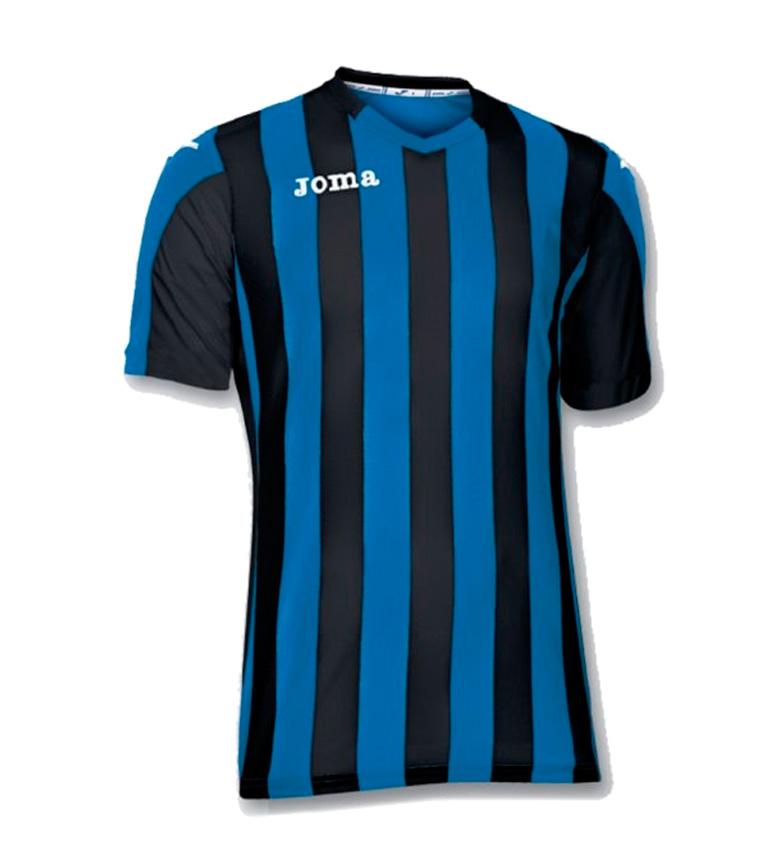 Joma Shirt Coupe Jaune, Noir