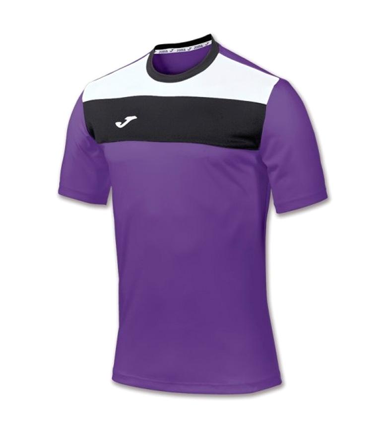 Équipage Équipage Camiseta Joma Camiseta MC Violeta Joma Violeta Camiseta Joma MC qMpGSzUV