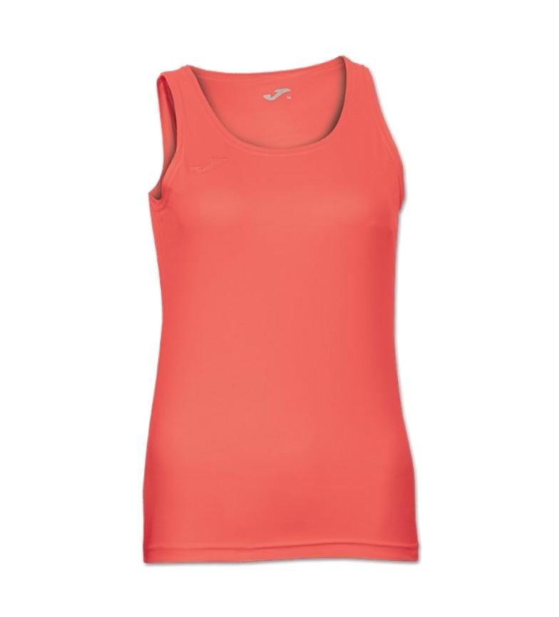 Joma Camiseta Diana Negro S / M Femme vente combien wiki rabais czjg2R