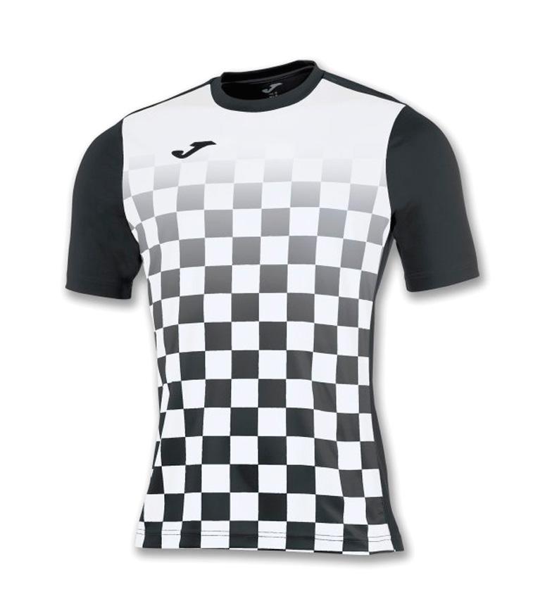 Livraison gratuite confortable livraison gratuite Joma Camiseta Drapeau Noir-blanco M / C naviguer en ligne KhUs1WHx